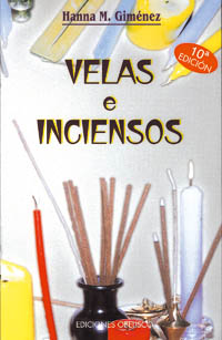 VELAS E INCIENSOS - GIMNEZ, HANNA M.