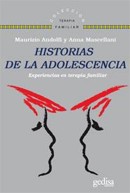 HISTORIAS DE LA ADOLESCENCIA - ANDOLFI, MAURIZIO